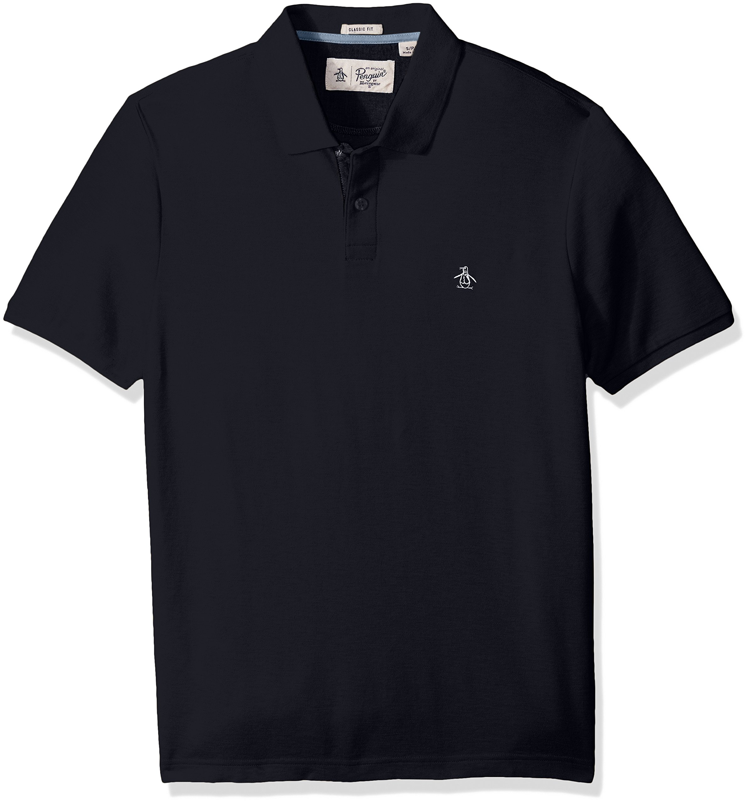 Original Penguin Men's Classic Fit Daddy-O Polo, Dark Sapphire 2.0, Extra Extra Large
