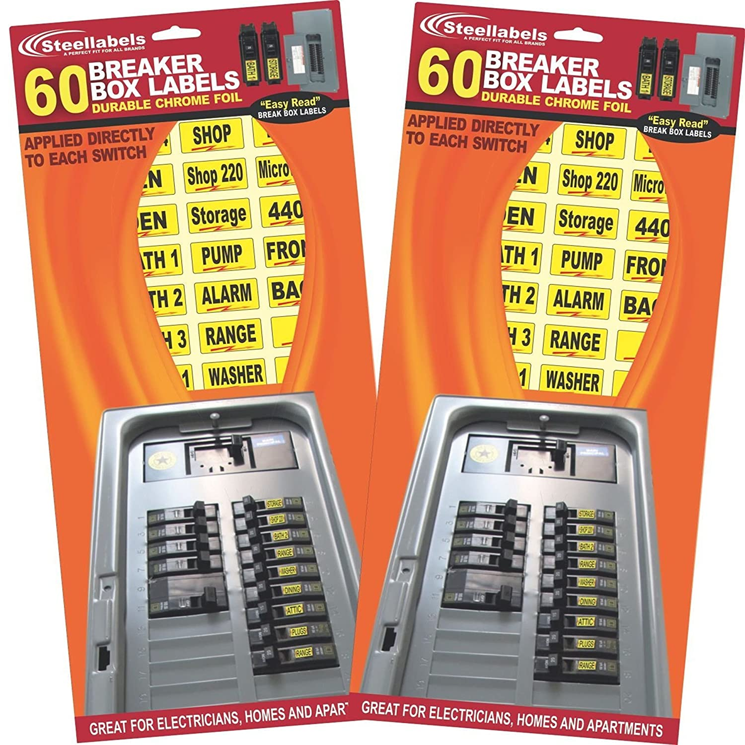 2 for 7 circuit breaker decals tough vinyl labels for breaker tough vinyl labels for breaker boxes great for home owners apartment complexes and electricians placed directly on each switch best quality at the best robcynllc Images
