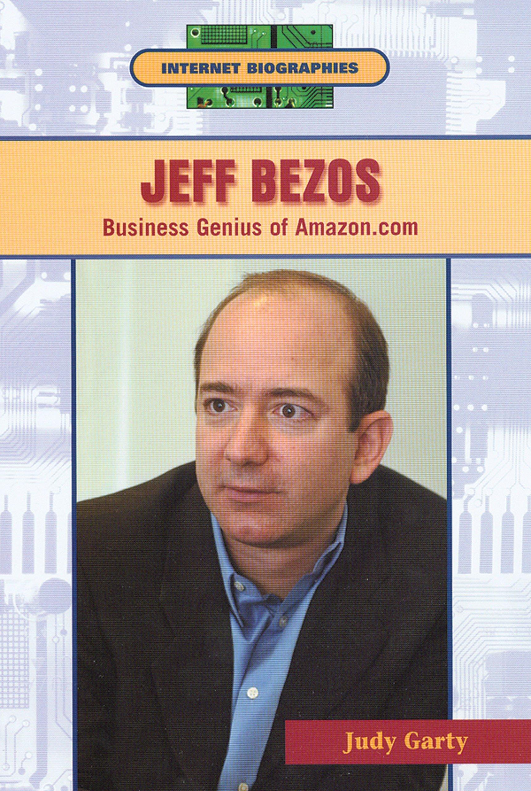 Jeff Bezos: Business Genius of Amazon ...