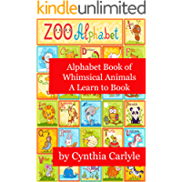 Alphabet Book of Whimsical Animals (A Learn to Book 2)