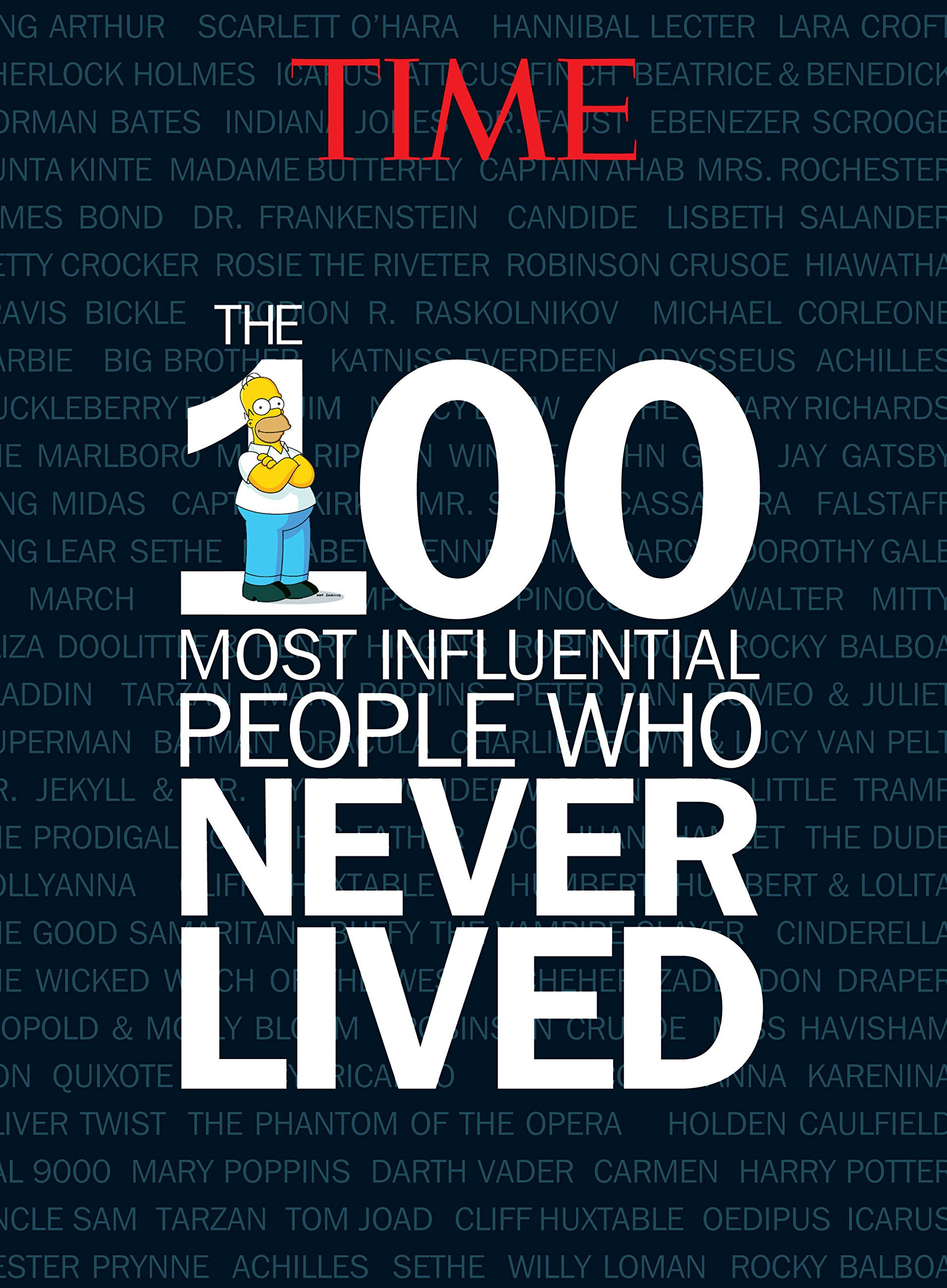 Amazon.com: TIME The 100 Most Influential People Who Never Lived  (0001618930710): The Editors of TIME: Books