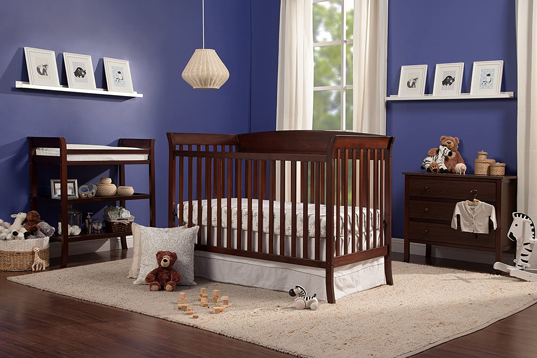 Superieur Amazon.com : DaVinci Tyler 5 Piece Nursery Set Two Boxes, Espresso : Cribs  : Baby