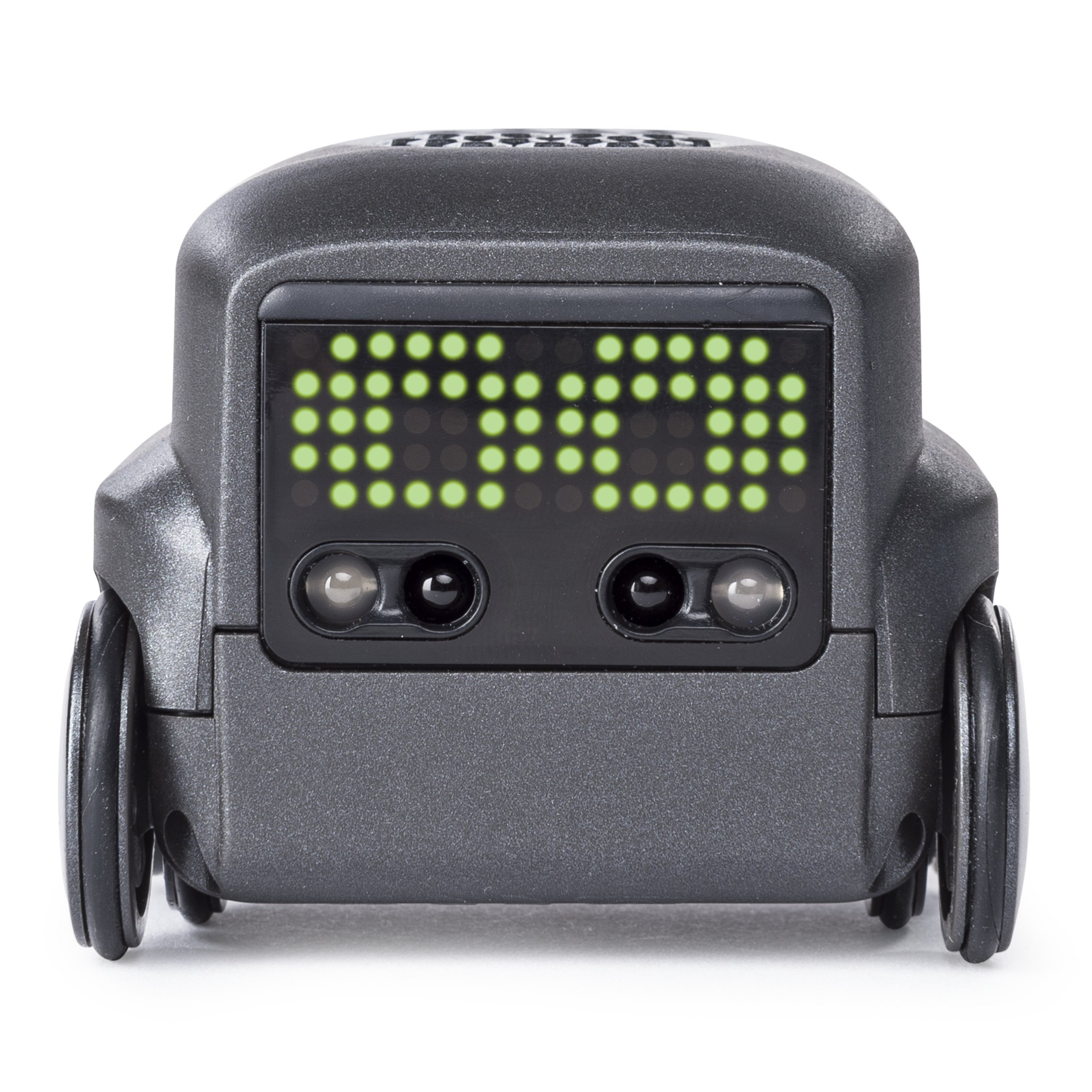 new_product Mini Interactive A.I. Robot Toy (Black) with Personality and Emotions