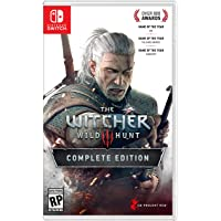 The Witcher 3: Wild Hunt Complete Edition for Nintendo Switch by WB Games