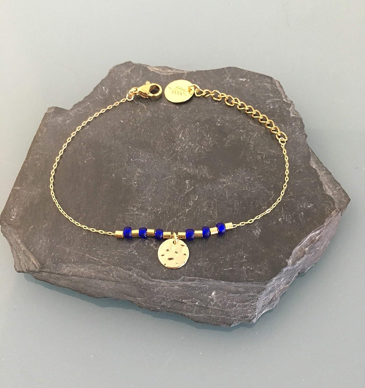 24 k oro-plateada pulsera de las mujeres moldeadas, pulsera de oro, idea del regalo, pulsera de la perla, joyería del regalo, joyería de la mujer del oro
