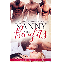 Nanny With Benefits: A Reverse Harem Romance (English Edition)