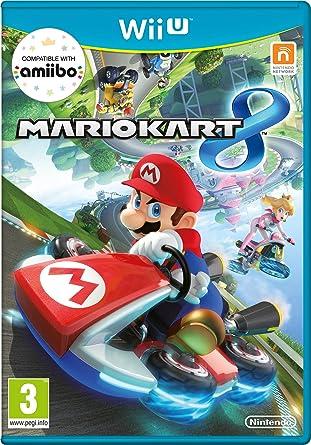 Mario Kart 8 Nintendo Wii U Amazon Co Uk Pc Video Games