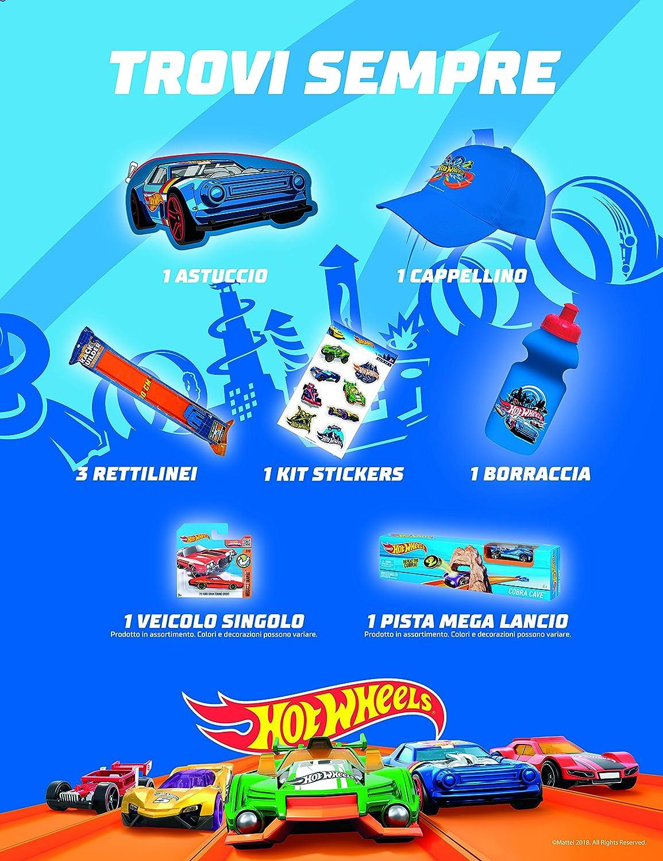 Hot Wheels gbk82 - uovissimo 2018 - Hacha la sfida - trovi Sempre un vehículo y Tante otras sorpresas: Amazon.es: Juguetes y juegos