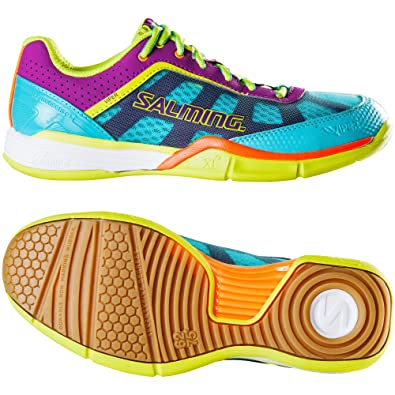 Us Shoe Size 7 In Uk.Amazon Com Salming Viper 3 Ladies Court Shoes Us Shoe