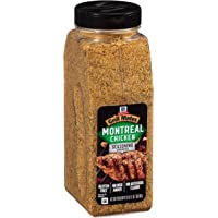 McCormick Grill Mates Montreal Chicken Seasoning (Features a Savory Blend of All-Natural Herbs and Spices Like Garlic…