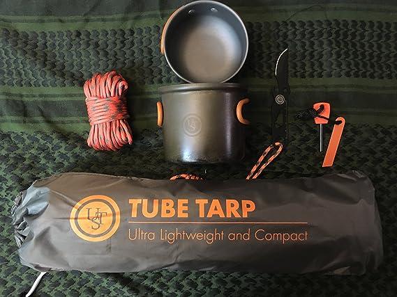 UST Wurfzelt und Plane Tube Tarp 1.0 20-51083-1