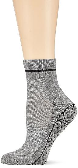 Dim AD006GP, Calcetines Deportivos para Mujer, (Gris 5xg), (Tamaño del