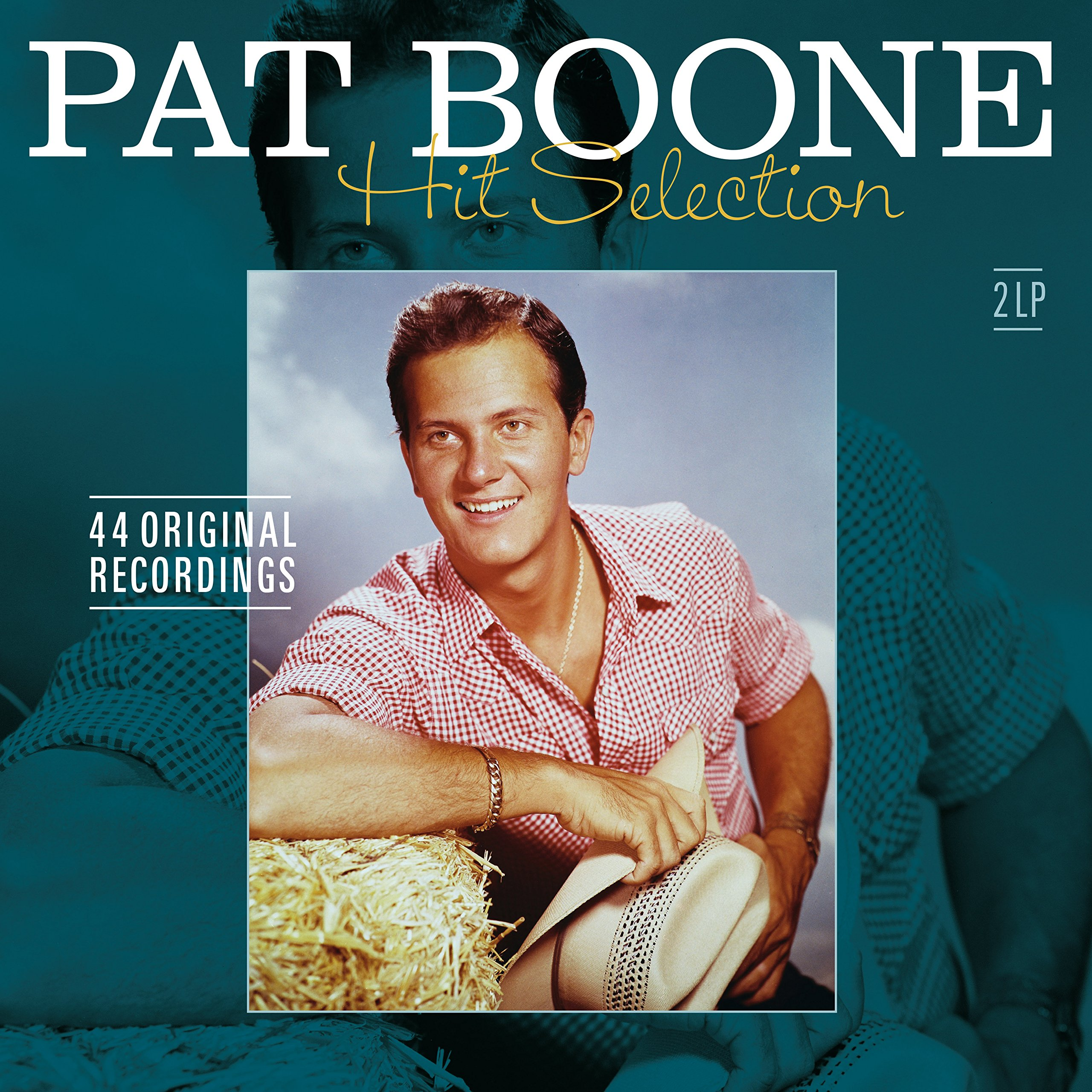 Vinilo : Pat Boone - Hit Selection: 44 Original Recordings (Holland - Import, 2PC)