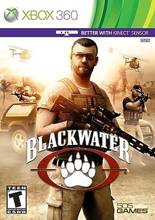 505 Games Blackwater Xbox 360 Kinect Juego Xbox 360 Kinect Xbox