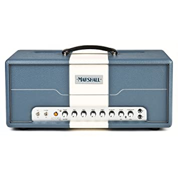 Amplificador guitarra marshall cabezal astoria series 30w blue: Amazon.es: Instrumentos musicales