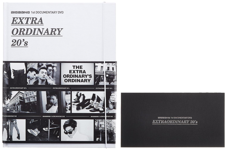 BIGBANG 1ST DOCUMENTARY DVD<EXTRA ORDINARY 20'S> B00K1IV8QQ