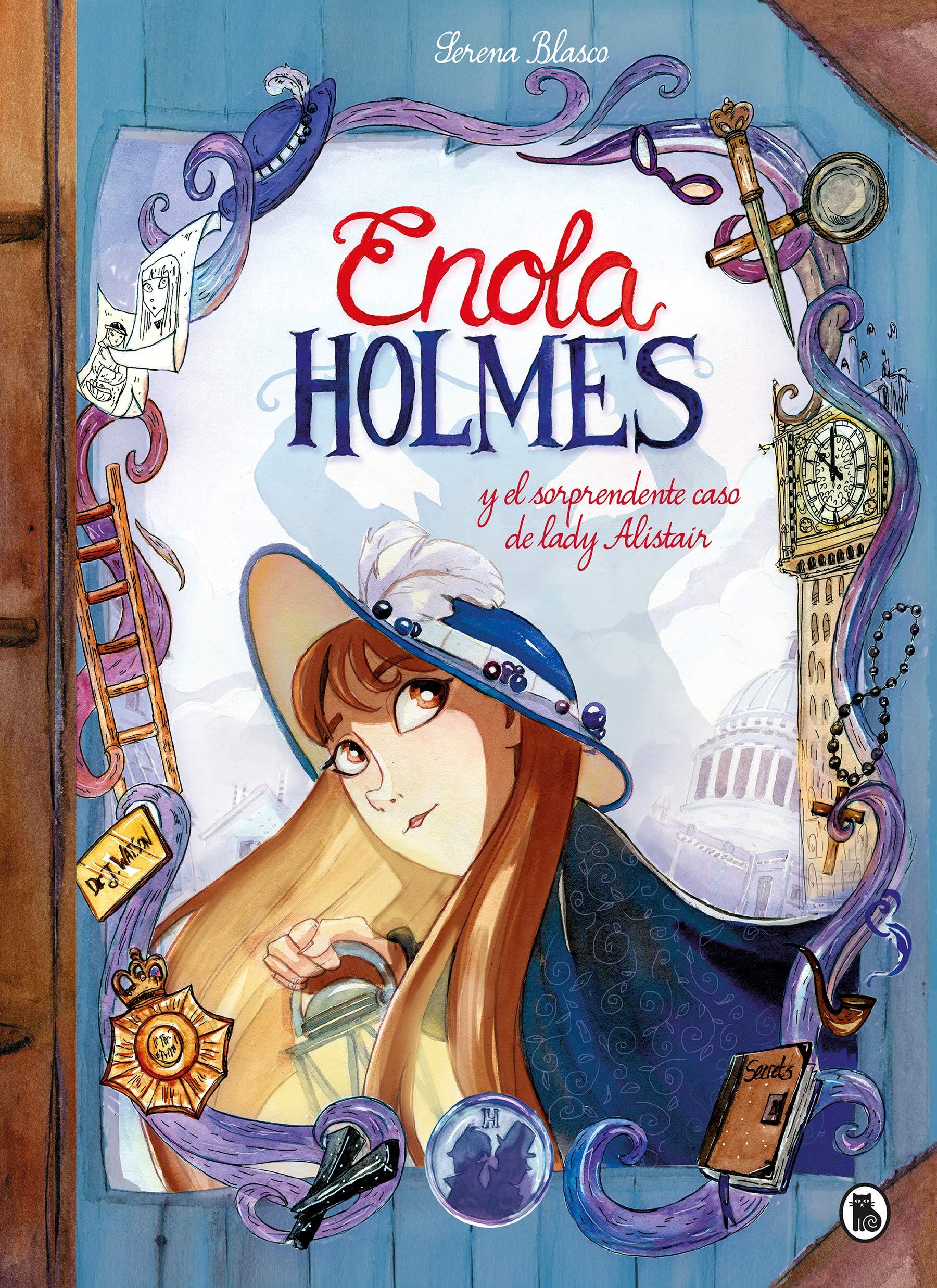 Enola Holmes y el sorprendente caso de Lady Alistar