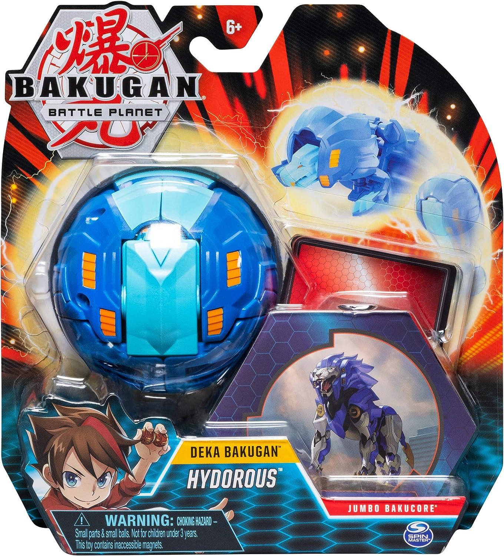 BAKUGAN - Pack de 1 Deka Dragonoid: Amazon.es: Juguetes y juegos
