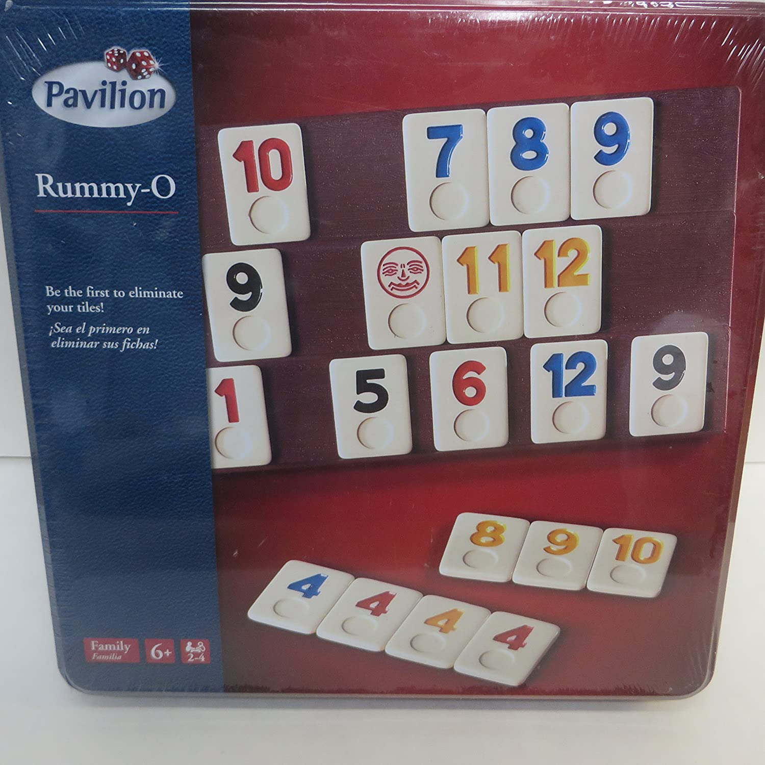 Rummy-O by Pavilion Tin Edition by Pavilion: Amazon.es: Juguetes y ...