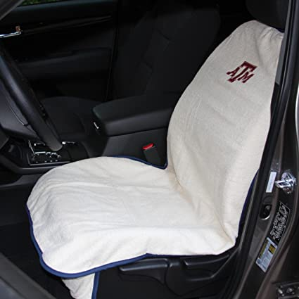 Terrycloth Car Seat Cover