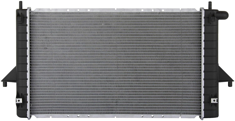 Spectra Premium Cu2191 Complete Radiator For Saturn 1998 Sl2 Coolant Temp Sensor Automotive