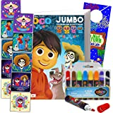 Disney Coco Coloring Book with Stickers (Disney Coco Movie)