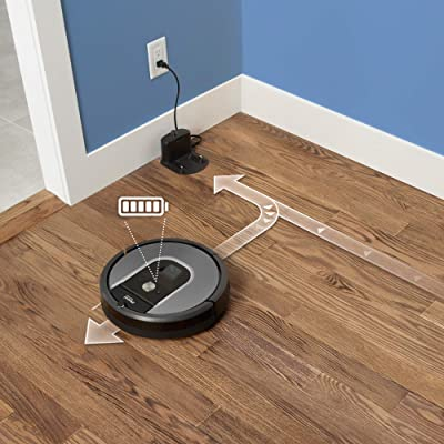 iRobot Roomba 960 Robot Vacuum Wi-Fi Connected Mapping
