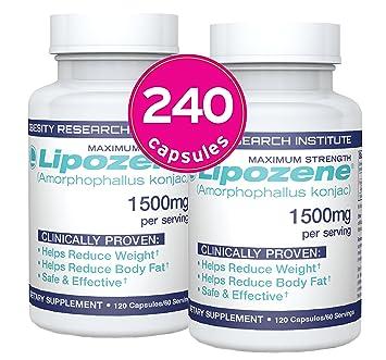Amazon Com Lipozene Weight Loss Pills Lipozene Mega Bottle Bundle