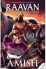 Raavan: Enemy of Aryavarta (Ram Chandra Series - Book 3) Paperback