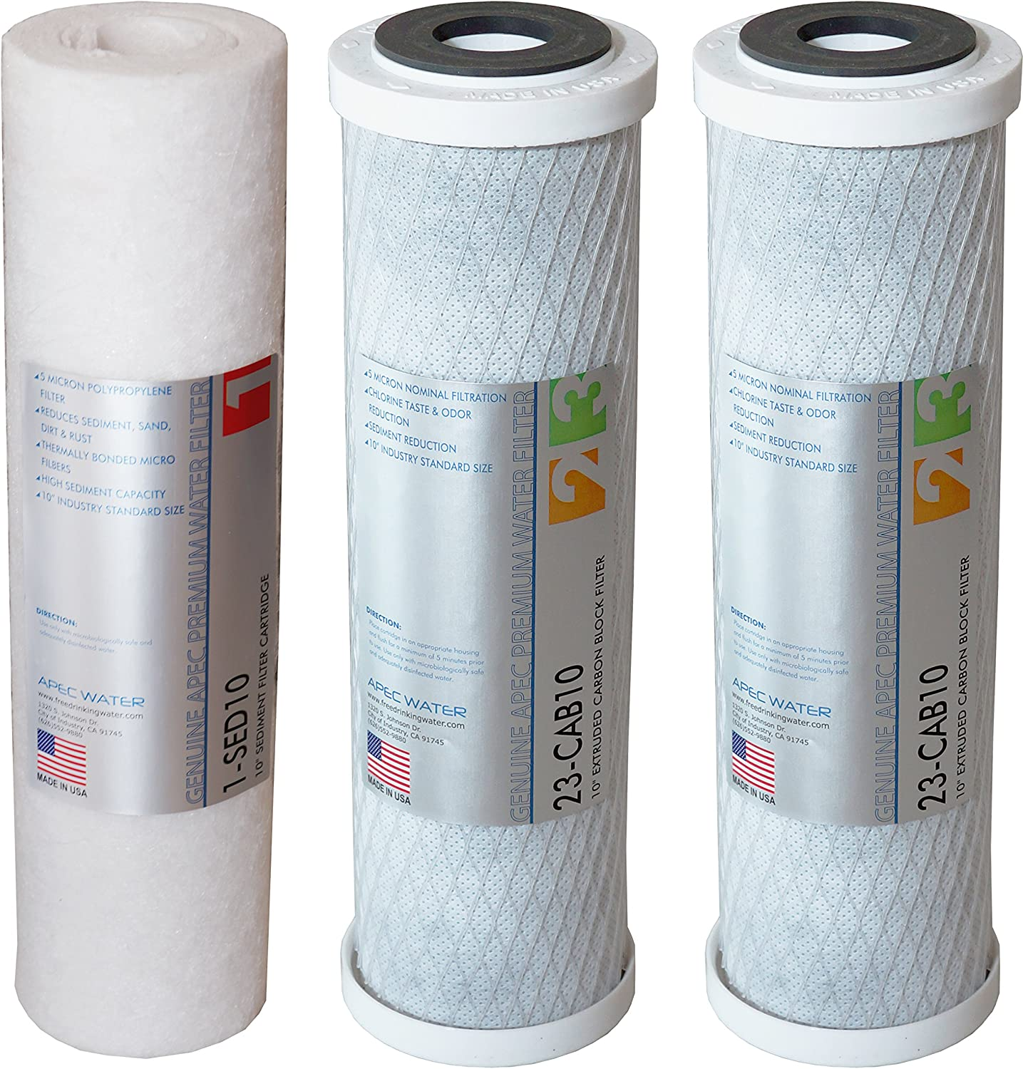 APEC FILTER-SET RO Replacement Filter