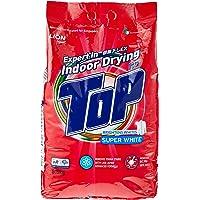 Top Powder Detergent, Super White, 5.5kg