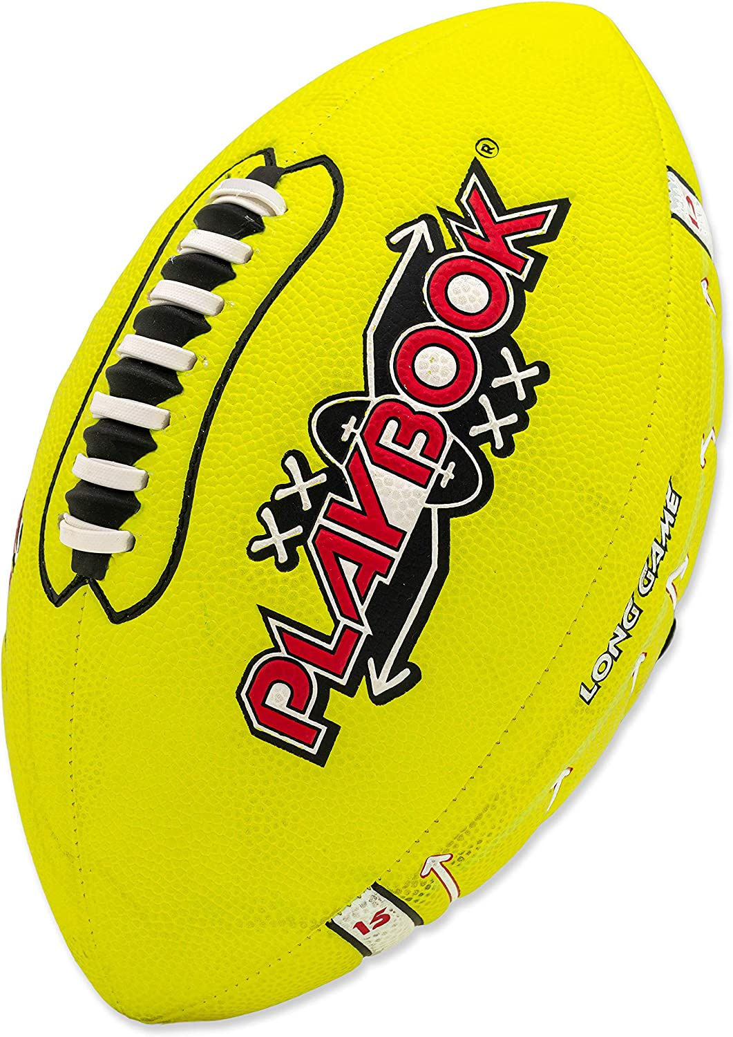 Perfect For K Franklin Sports Playbook Junior Size Football With Route Diagrams