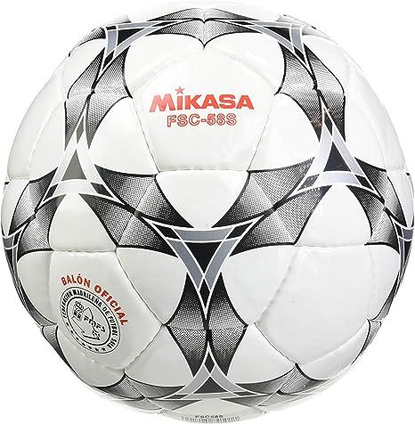 MIKASA FSC-58S Futbol Sala Balón FS: Amazon.es: Deportes y aire libre
