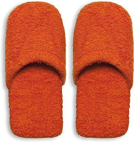Excelsa Caldo Slippers For Men Spune Orange 29 5 X 11 X 3 Cm Schuhe Handtaschen