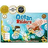 LogicRoots Ocean Raiders Math Addition Board Game…