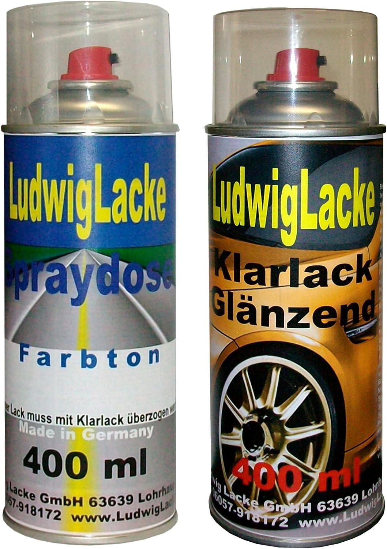 Sprayset Für Vw Shadowblue Farbcode Ld5q Oder P6 Oder P6p6 Baujahr 1997 2013 Metallic Lack 2 Spraydosen Ludwiglacke Lack Spray Im Set Eine Spraydose Basislack 400 Ml Und Eine