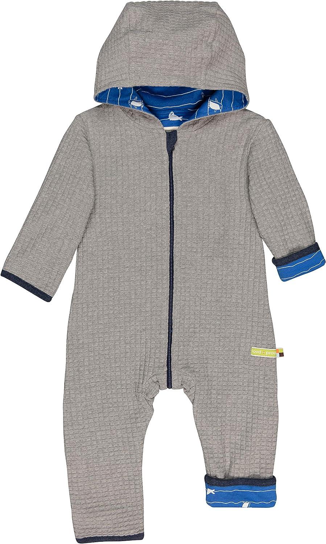 proud Unisex Baby Wendeoverall Strick aus Bio Baumwolle loud GOTS Zertifiziert Strampler