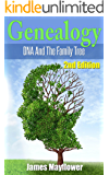 Genealogy: DNA And The Family Tree (Ancestry, Genealogy Research, Family History Detective, Genealogy Research, DNA, Genetics)