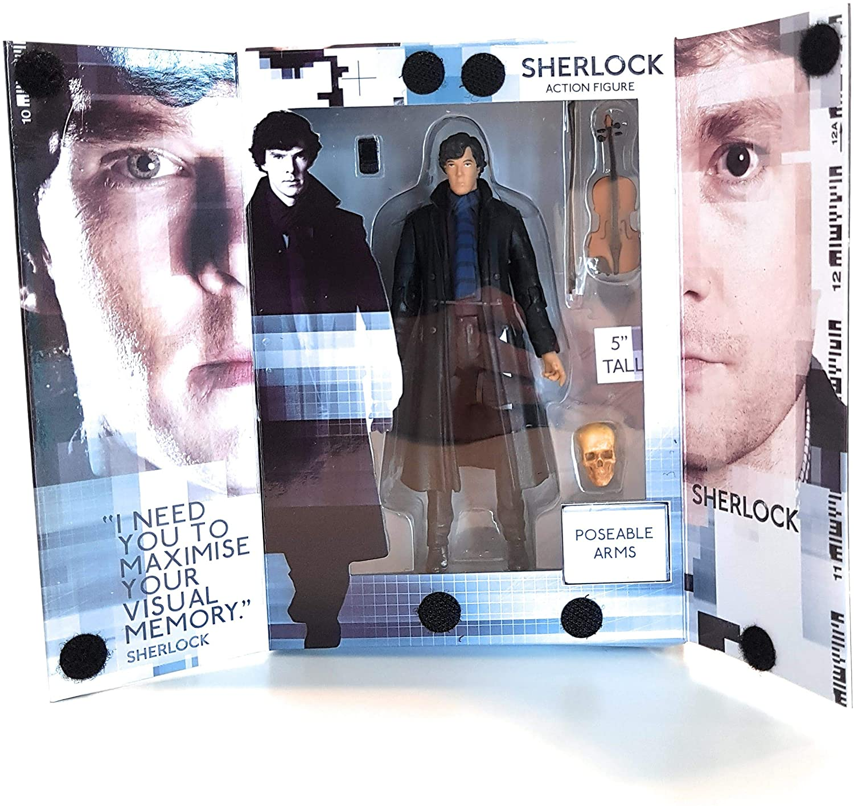 Sherlock Juguete, 12,7 cm Underground Toys E1038964: Amazon.es ...