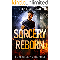 Sorcery Reborn (The Rebellion Chronicles Book 1) book cover