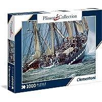 Clementoni - 39350 Plisson French Ship 1000 Parça Puzzle