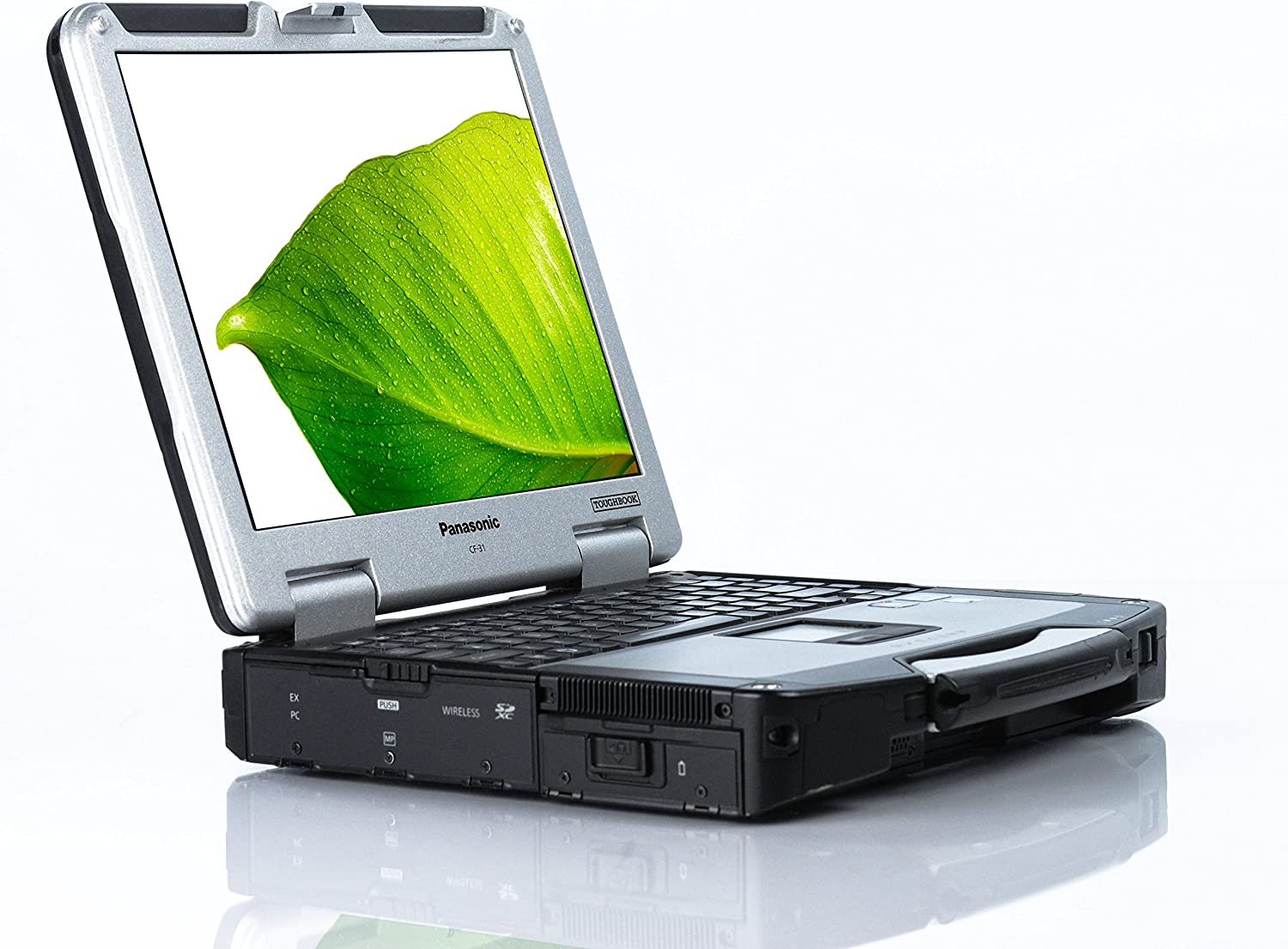 """Toughbook CF-31JAGAX1M 13.1"""" Notebook - Core i5 i5-2520M 2.50 GHz - Magnesium Alloy"""