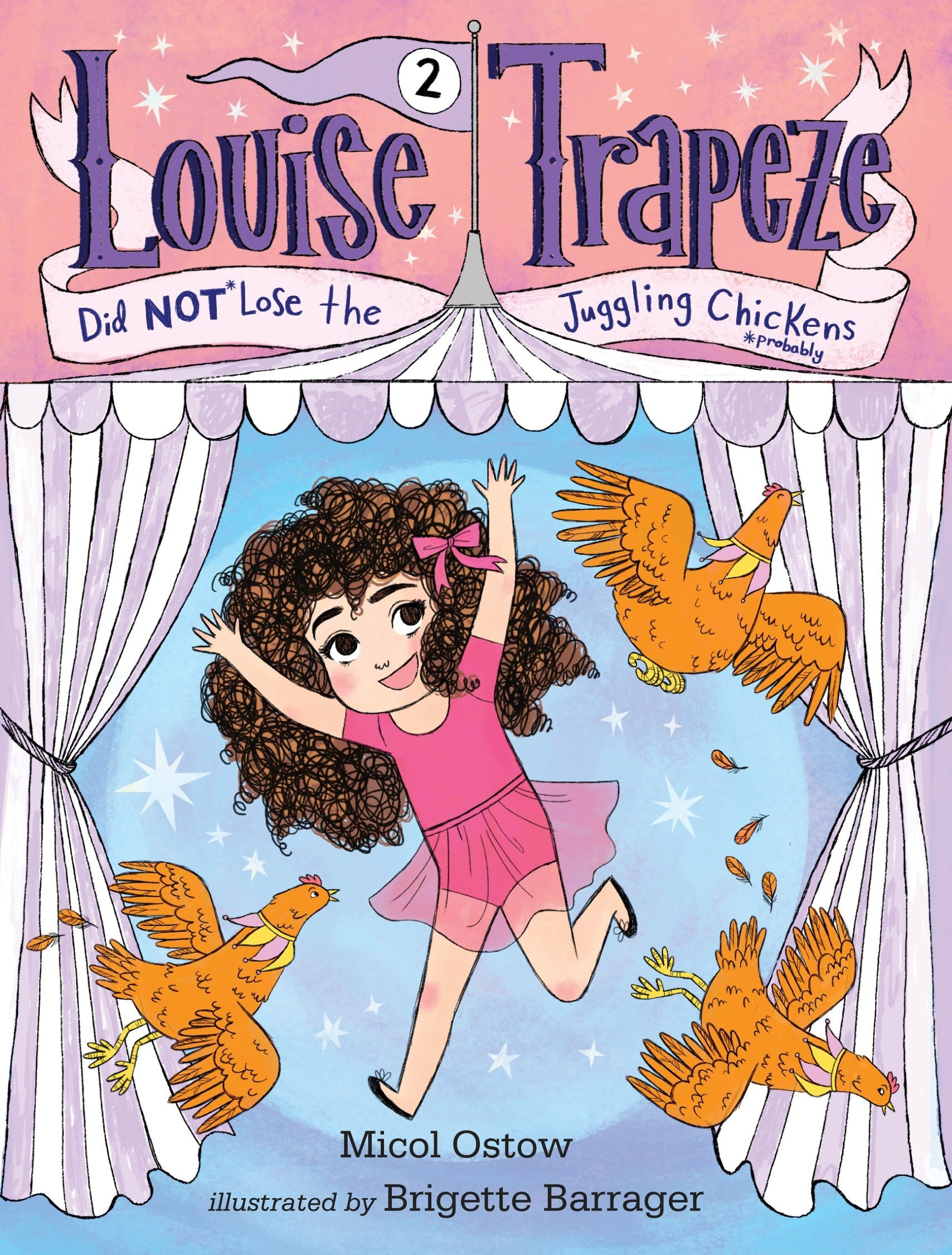Download Louise Trapeze Did NOT Lose the Juggling Chickens PDF