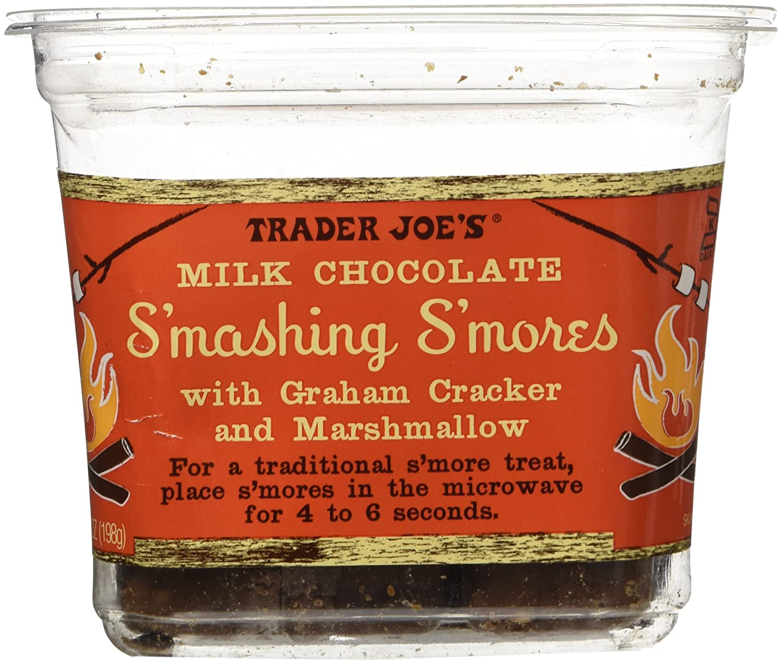 Amazon.com: Trader Joe`s Milk Chocolate Smashing Smores with ...