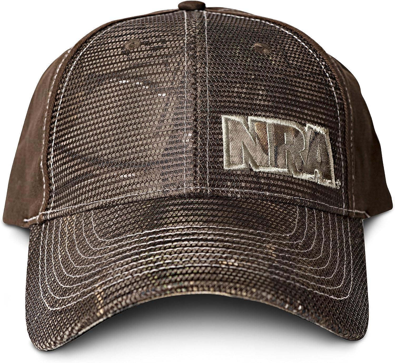 Buck Wear NRA-Mesher Hat