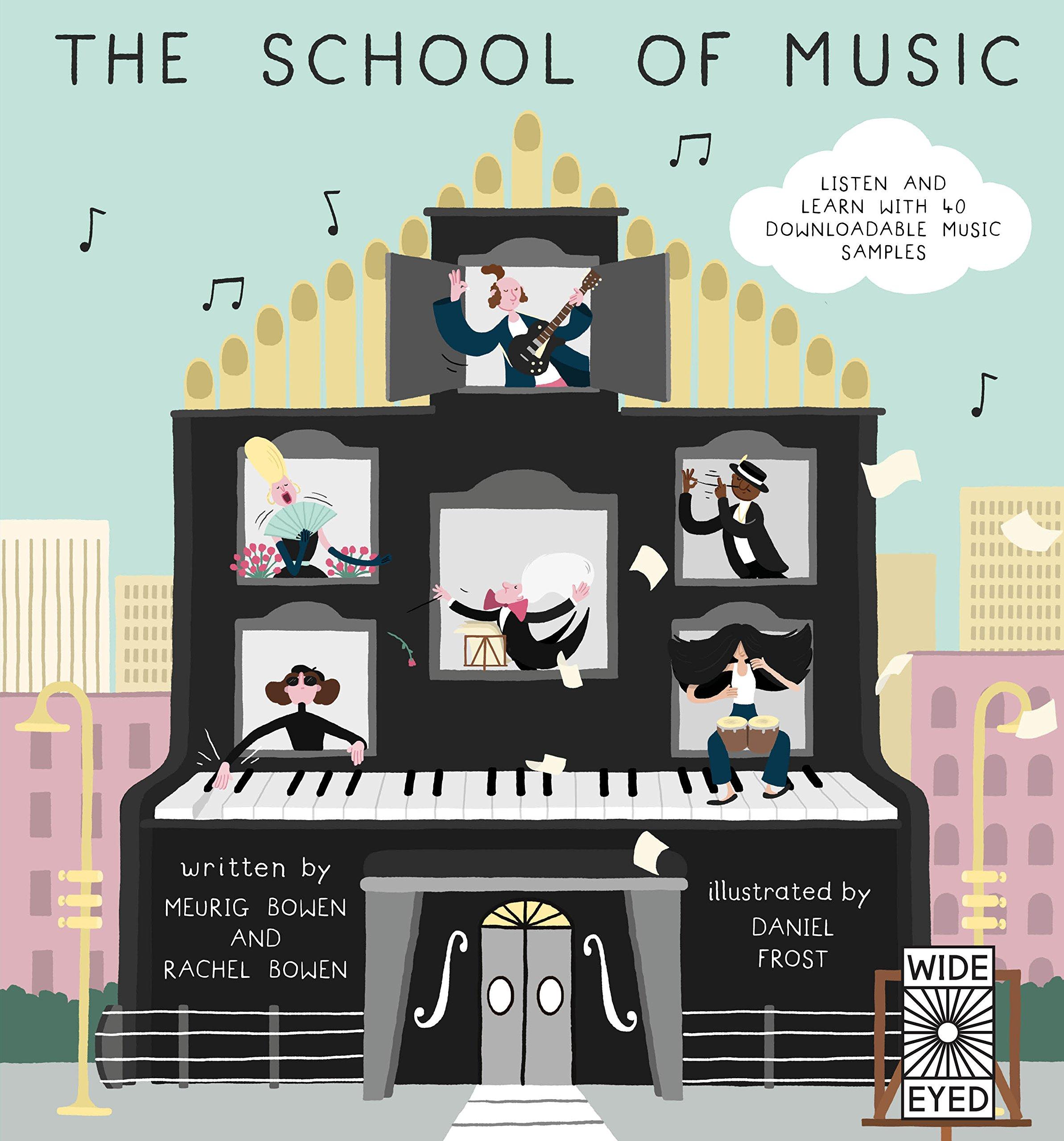 The School of Music Amazon Meurig Bowen Rachel Bowen