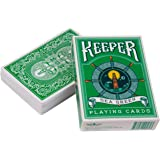 Ellusionist Keepers Playing Cards Deck - Green