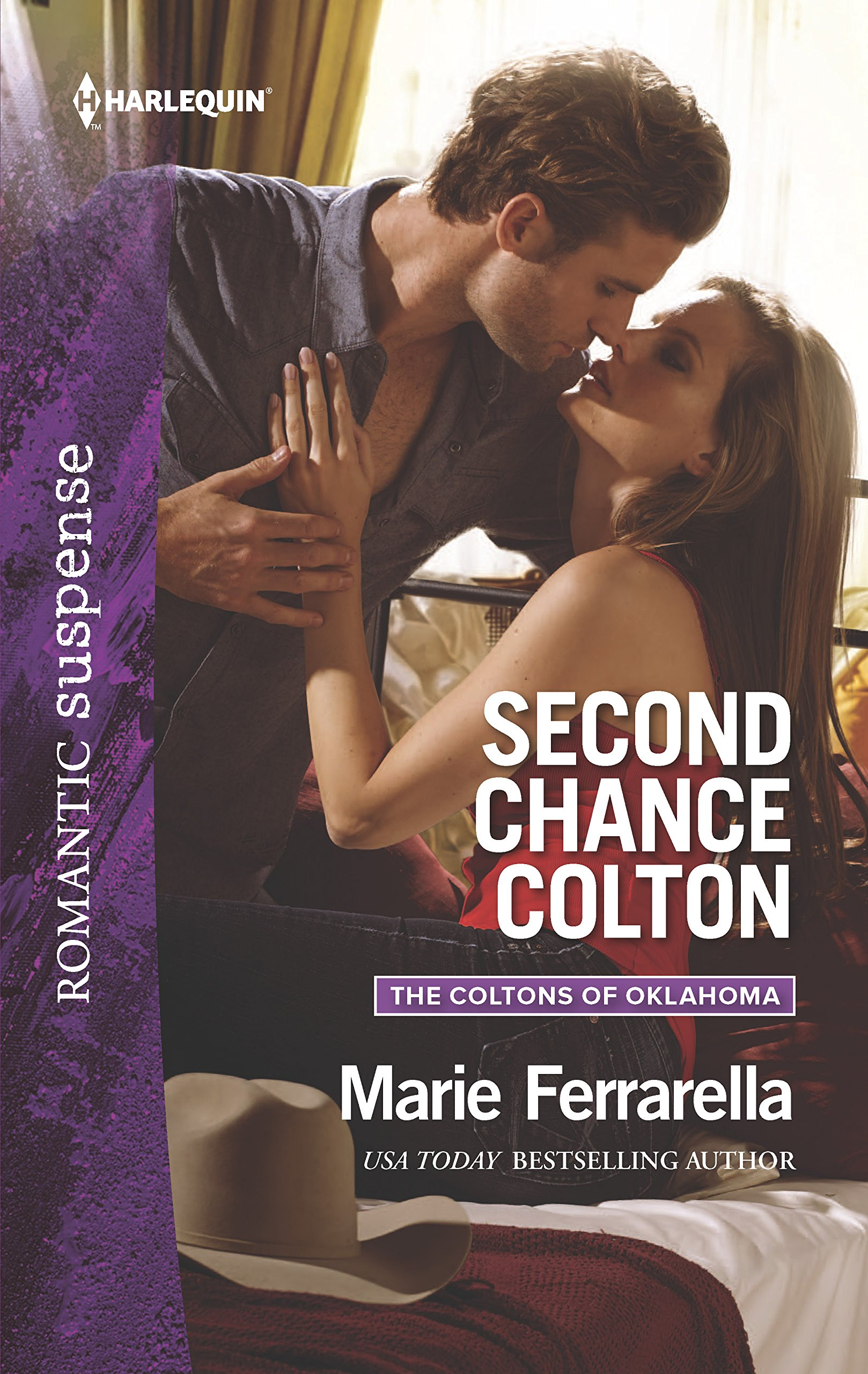 Read Online Second Chance Colton (The Coltons of Oklahoma) pdf epub