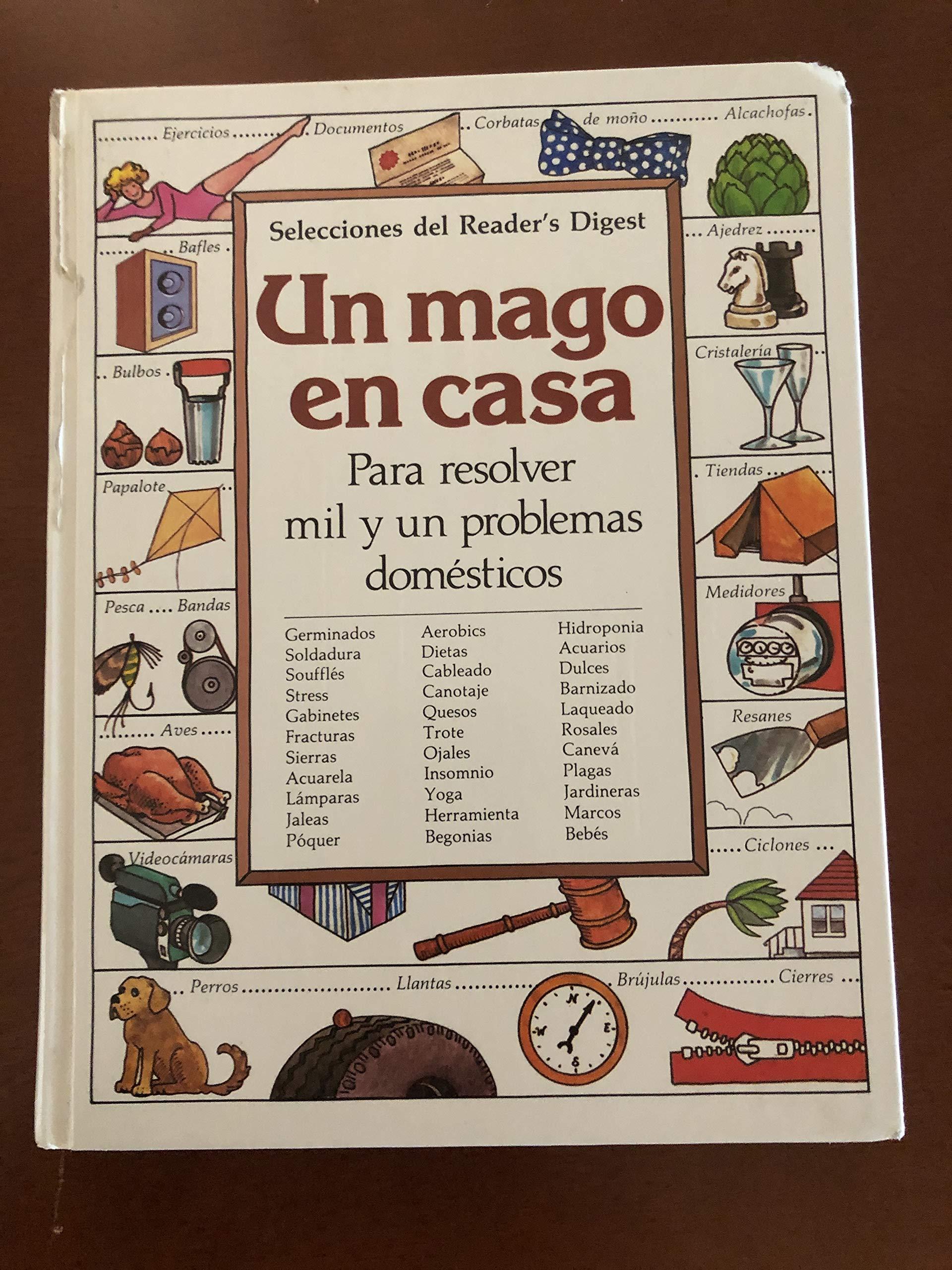 Un Mago en Casa: Selecciones del Readers Digest: 9789682800894 ...