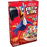 Kellogg's Froot Loops Fiber and Whole Grain 345 Grams